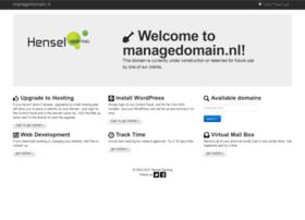 managedomain.nl