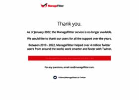 manageflitter.com