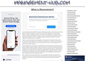 management-hub.com