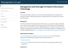 management.cio.gov