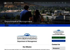 management.csusb.edu