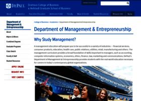 management.depaul.edu
