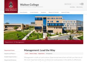management.uark.edu