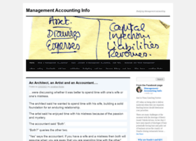 managementaccounting.info