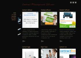 managementcontractsoftware.com