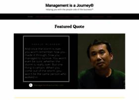 managementisajourney.com