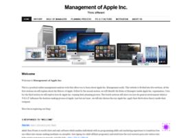 managementofapple.wordpress.com