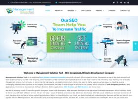 managementsolutiontech.com