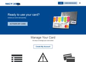 managemycard.com