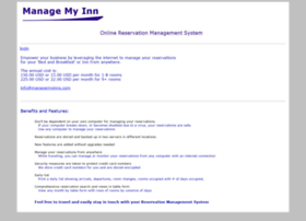 managemyinns.com
