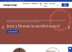 manager-lounge.manager-magazin.de