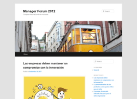 managerforum2012.es