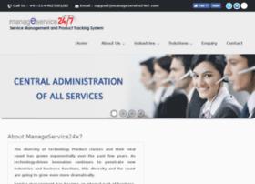 manageservice24x7.com