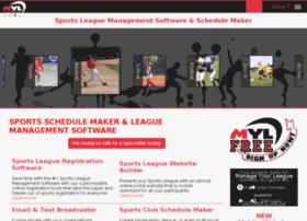 manageyourleague.com