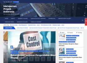 manajemenproyekindonesia.com