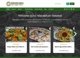 manakkumsamayal.com