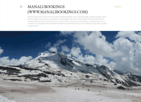 manalibookings.blogspot.com