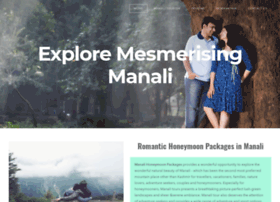 manalihoneymoonpackages.co.in