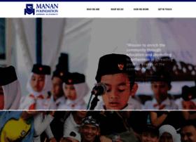 mananfoundation.org