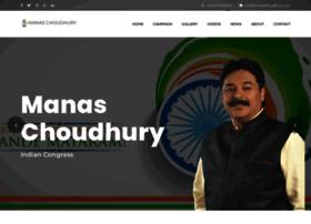 manaschoudhury.com