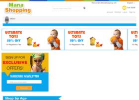 manashopping.com
