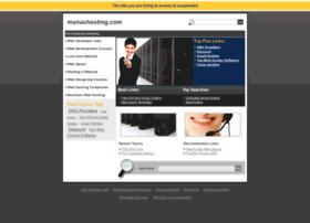 manashosting.com