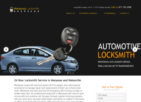 manassaslocksmithservices.com