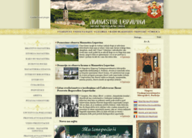 manastir-lepavina.org