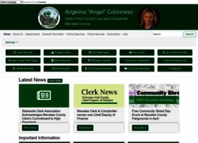manateeclerk.com