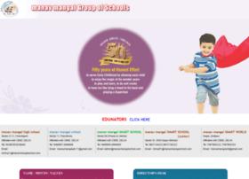 manavmangalschool.com