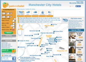 manchester-city-hotels.com