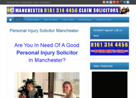 manchesterclaimsolicitors.co.uk