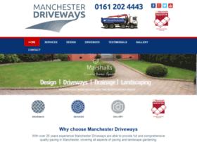 manchesterdriveways.co.uk