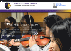 manchesterms.mychesterfieldschools.com