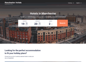 manchesters-hotels.com