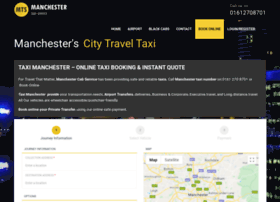 manchestertaxiservice.co.uk