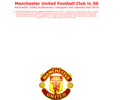 manchesterunited.pages3d.net