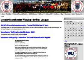 manchesterwalkingfootball.uk