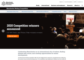manchesterwritingcompetition.co.uk
