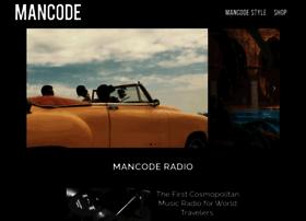 mancoderadio.com