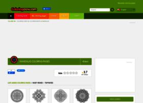 mandalas.coloringcrew.com