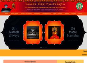 mandapallisaneswara.com