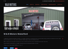 mandbmotors.ie