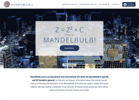 mandelbulb.com