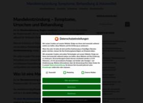 mandelentzuendungsymptome.com