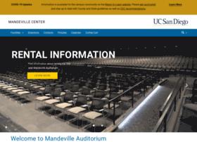 mandeville.ucsd.edu