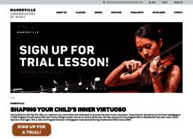 mandevilleconservatory.com