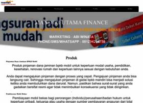 mandiripinjamandana.com