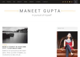 maneetgupta.com