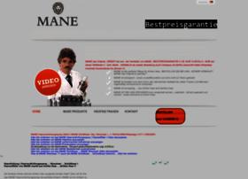 manehaarpflege.com